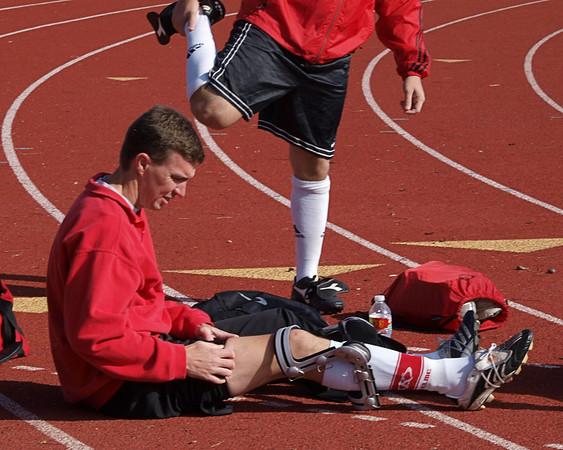 Round Rock High Varsity Soccer 2010