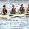 17th place for ZLAC Rowing Club, LTD, in race 23 - Women's Master Eights - at the 50th Head Of The Charles on October 18 2014.