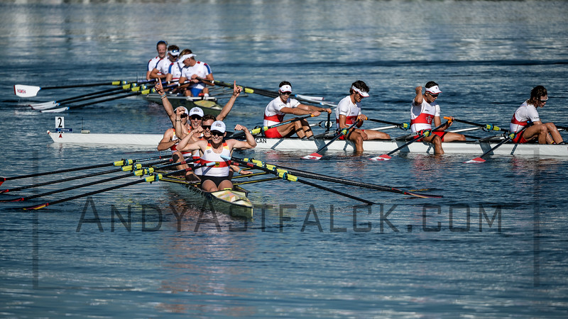 day 5 of the 2016 World Rowing Senior, Under 23 and Junior Championships