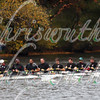 2nd place for Kennebecasis in race 24 - Men's Master Eights (40+) - at the 52th Head of the Charles on October 22 2016.