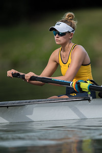 California Women's Rowing competes at the PAC-12 Challenge - 2018.