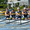California Men's Rowing at the 2017 Stanford Invitational Row, 2017.