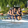 California Men's MV4 Rowing Team defeated University of Washington at Redwood Shores, CA, by less than one half second. 2014-04-26