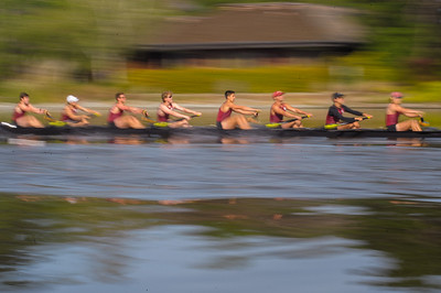 Men's Rowing Highlights from  the 2017 Stanford Invitational, 2017/4/15