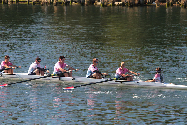Head of the Snohomish Regatta October 7 2012