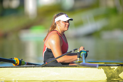 Stanford Women Rowers at Pac-12 Challenge, 2017-04-01