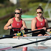 Stanford Women's Rowing competes at the PAC-12 Challenge - 2018.