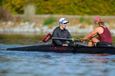 U of Santa Clara Men's Rowing at the 2017 Stanford Invitational, 2017/4/15