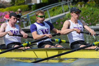 Washington Men's Rowing at the 2017 Stanford Invitational, 2017/4/15
