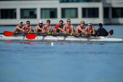 Wisconsin Men's Rowing at the 2017 Stanford Invitational, 2017/4/15