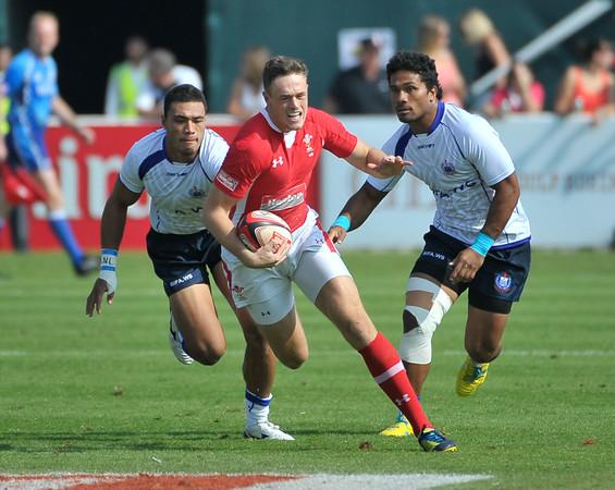 Emirates Airline Dubai Rugby 7's 2012