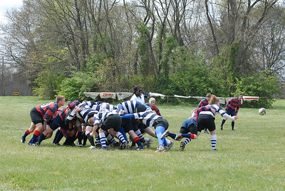 Rugby April 15 2007