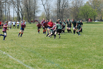 Rugby  April 22