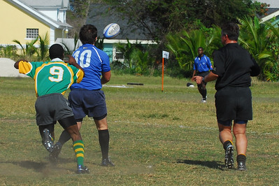 Rugby - Bahamas Championship Game