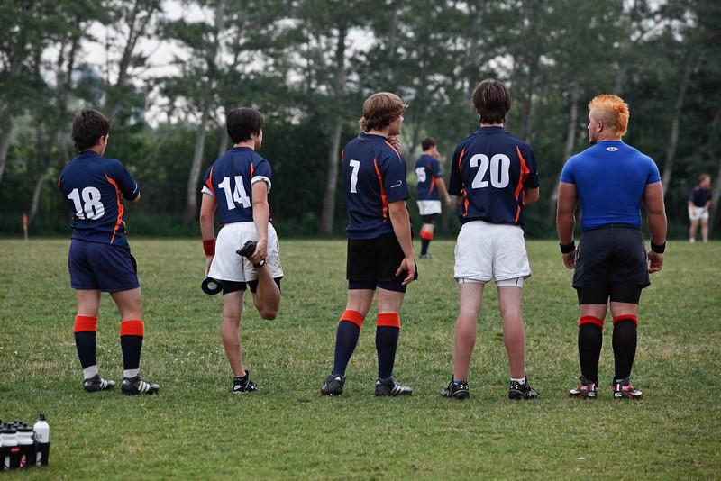 Rugby: Burlington Centaurs vs Niagara Old Boys 2009 June 17th
