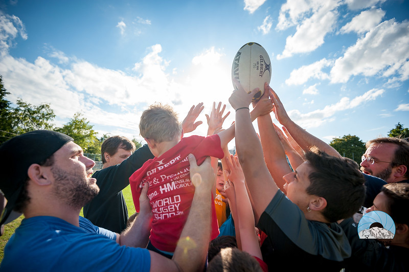 Fun and games at the Atavus Youth Rugby After-School Program