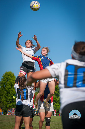 ORSU defeating Seattle in the Women's Final