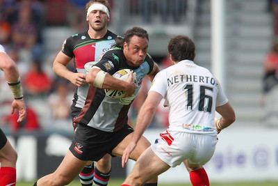 Harlequins RL v Hull Kingston Rovers