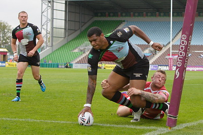 Harlequins RL v Wigan Warriors