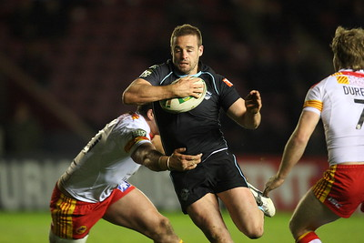 London Broncos v Catalans Dragons