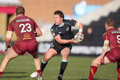 London Broncos v Huddersfield