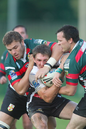 London Skolars v Keighley Cougars