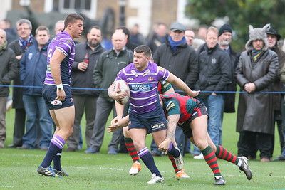 London Skolars v Wigan Warriors