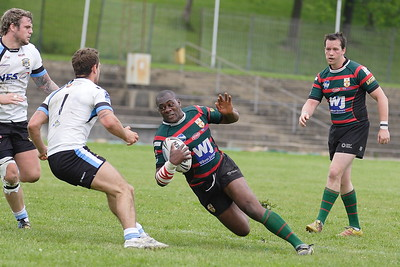 London Skolars v Workington Town