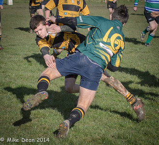 Telford vs Stretton-16