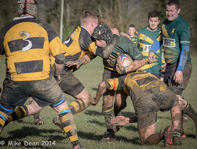 Telford vs Stretton-49