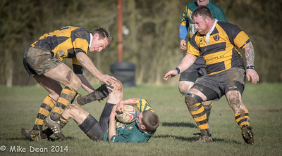 Telford vs Stretton-27