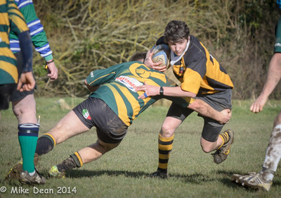 Telford vs Stretton-14