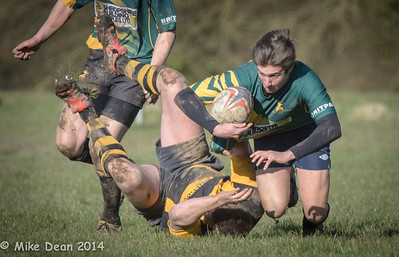 Telford vs Stretton-21