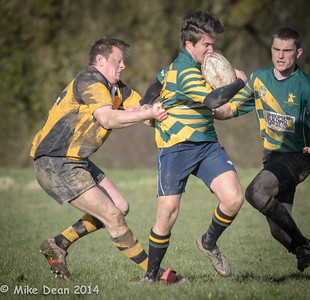 Telford vs Stretton-20