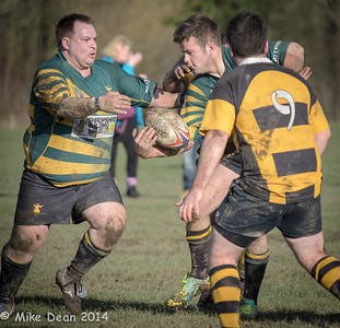 Telford vs Stretton-45