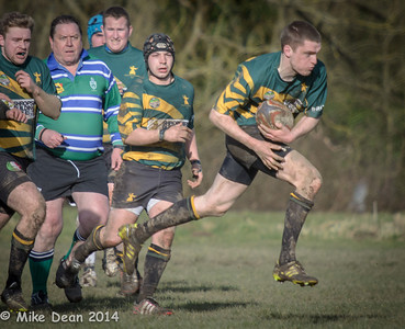 Telford vs Stretton-36