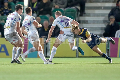 2017 Aviva Premiership Rugby Worcester Warriors v Exeter Sep 15th