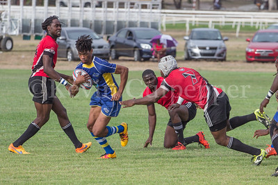 Rugby World Cup Regional Qualifier - Barbados vs T&T