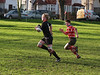 an unopposed  try -