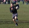Tim on a perfect run
