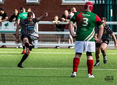 Billingham 1st XV v Glasgow GHA