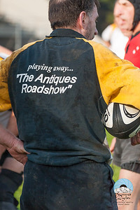 Annual XMAS Charity Rugby Games for Over 50 & 60 Players