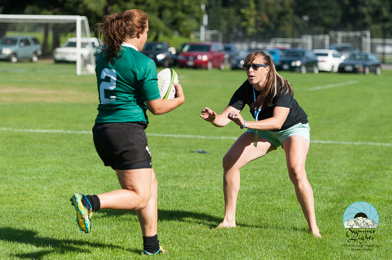Action at the 2014 Serevi Cup