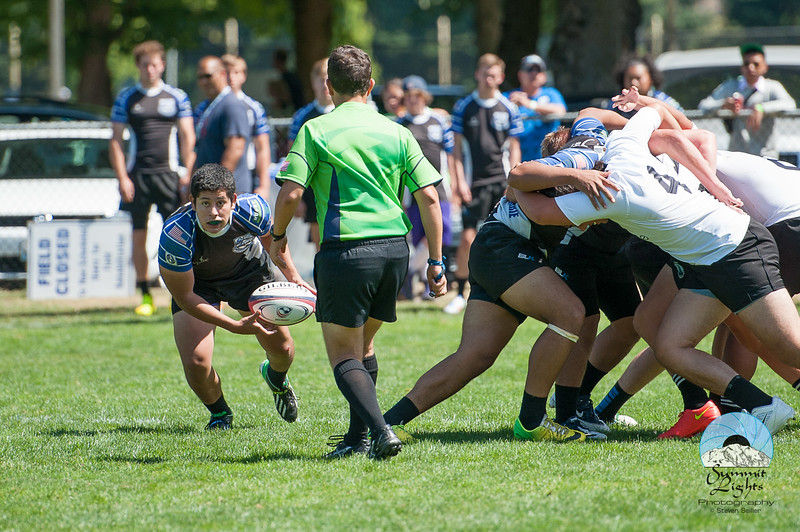 Rugby Washington Loggers B defeated Prairie Mustangs 19-14 at Starfire Sports Stadium.