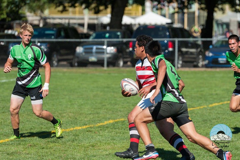 Eastside Lions Elite defeated Rose City 7s in the Bowl final at Starfire Sports Stadium.
