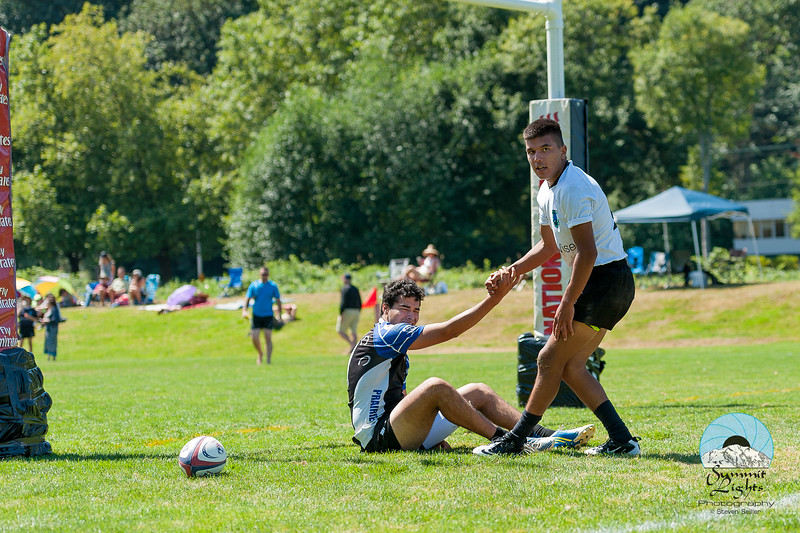 Rugby Washington Loggers B defeated Prairie Mustangs 19-14 at Starfire Sports Stadium.