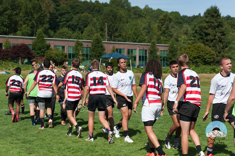 Rugby Washington Loggers defeated Rose City 7s 28-14 at Starfire Sports Stadium.