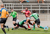 Denver Barbarians defeated New York Athletic 14-7 in the Men's Plate Final