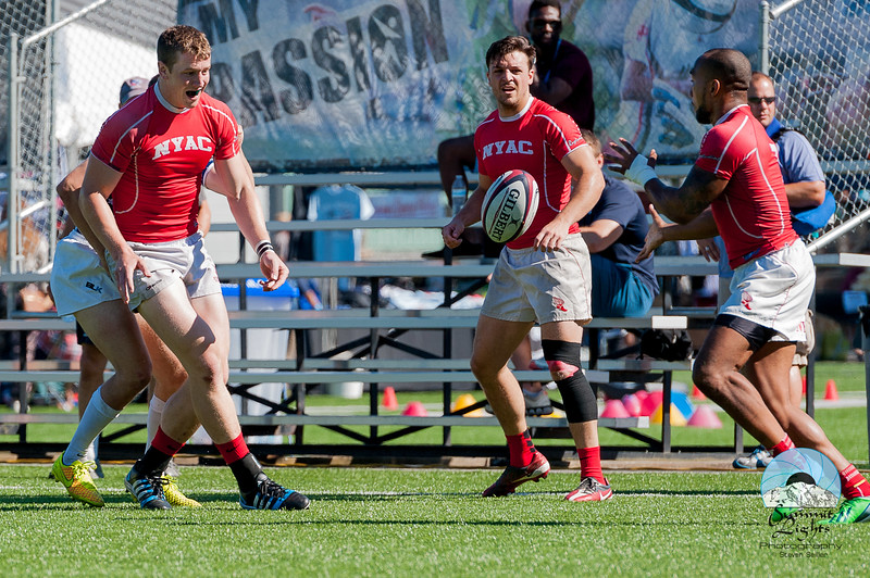 New York Athletic defeated Chicago Lions