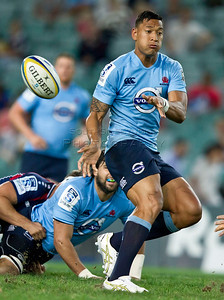 Asteron Life SuperRugby NSW Waratahs  v Melbourne Rebels ; Allianz Stadium; 21 March 2014